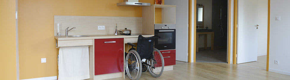 appartement t3 accessible